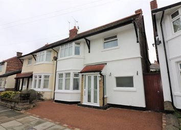 Thumbnail 4 bed property for sale in Loretto Road, Wallasey