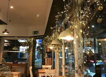 Thumbnail Restaurant/cafe for sale in Fulham Road, London