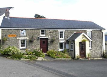 Thumbnail 4 bed cottage for sale in Highmead Terrace, Llanybydder