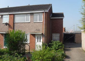 Thumbnail 4 bed end terrace house to rent in Groves Hall Road, Dewsbury