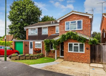Thumbnail 3 bed semi-detached house for sale in Oaks Close, Horsham