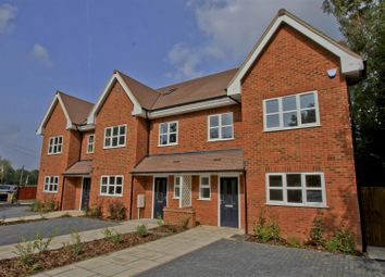 Thumbnail 4 bed end terrace house for sale in Hill End Lane, Harefield