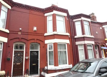 Thumbnail 3 bed terraced house to rent in Silverdale Avenue, Tuebrook