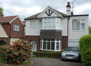 Thumbnail 4 bed detached house for sale in Dukes Avenue, Theydon Bois