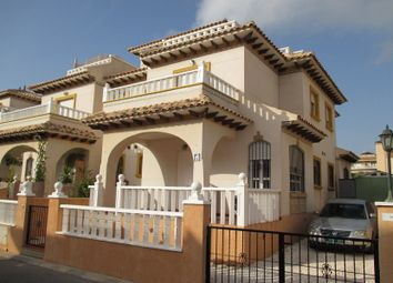 Thumbnail 3 bed town house for sale in Cabo Roig, Valencia, Spain