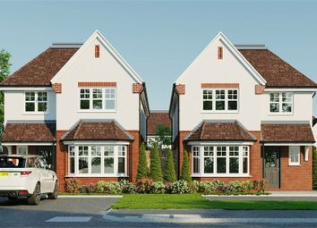 Thumbnail 4 bed detached house for sale in Weston Avenue, West Molesey, Surrey