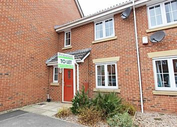 Thumbnail 3 bed terraced house to rent in Archdale Close, Chesterfield, Derbyshire