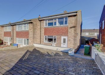 Thumbnail 3 bed semi-detached house for sale in Birch Crescent, Sleights, Whitby