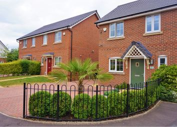 3 bed semi-detached house for sale in Butterton Drive, Manchester M18