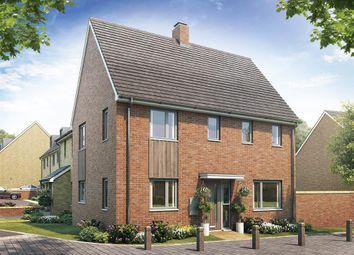 "Thumbnail 3 bed detached house for sale in ""The Clayton Corner"" at Goldsel Road, Swanley"
