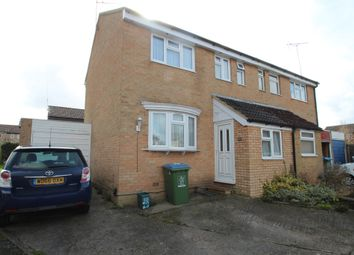Thumbnail 3 bed semi-detached house for sale in Galsworthy Place, Haydon Hill, Aylesbury
