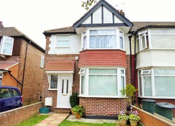 Thumbnail 1 bed flat to rent in Coniston Avenue, Perivale, Middlesex