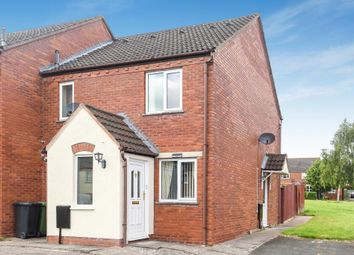 Thumbnail 1 bed end terrace house to rent in Belmont, Hereford