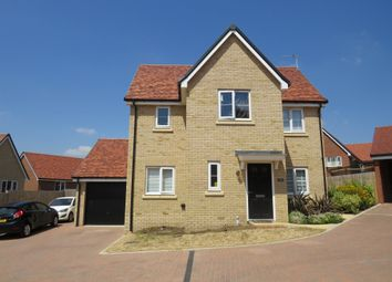 Thumbnail 4 bed detached house for sale in Bamboo Crescent, Braintree