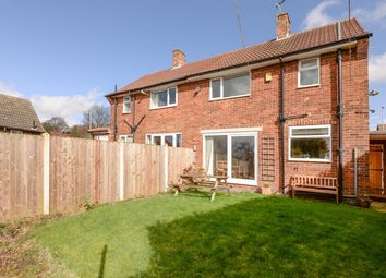 Thumbnail 2 bed semi-detached house for sale in Woodnook Drive, Leeds