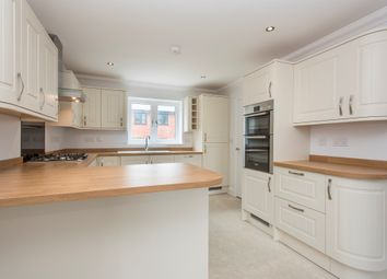 Thumbnail 4 bedroom detached house for sale in The Pastures, Wood Meadow, Oulton, Lowestoft