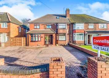 Thumbnail 6 bed semi-detached house for sale in Bescot Crescent, Walsall