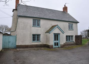 Thumbnail 3 bed detached house for sale in Church Gate, Burrington, Umberleigh