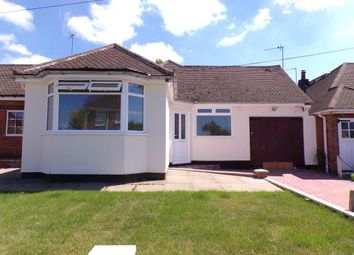 Thumbnail 3 bed bungalow for sale in Verdale Avenue, Thurmaston, Leicester, Leicestershire