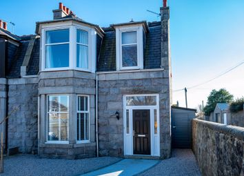 Thumbnail 3 bed semi-detached house for sale in Hilton Avenue, Aberdeen