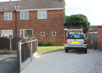 Thumbnail 2 bed semi-detached house for sale in Abbey Grove, Dunscroft, Doncaster