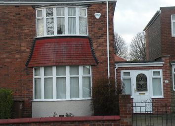Thumbnail 2 bed semi-detached house to rent in Hollywell Road, North Shields