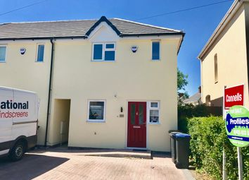 Thumbnail 2 bed end terrace house for sale in Elwell Avenue, Barwell, Leicester