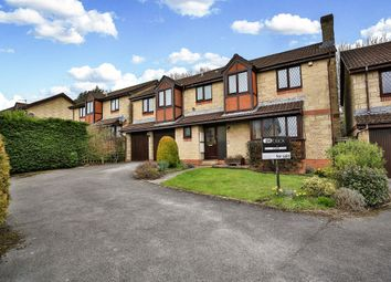 Thumbnail 5 bedroom detached house for sale in Sable Close, Lisvane, Cardiff