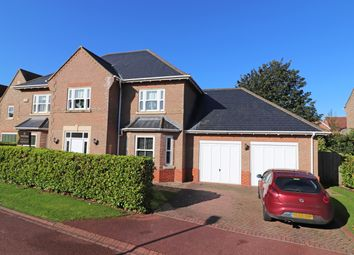 Thumbnail 5 bed detached house for sale in St Begas Glade, Hartlepool