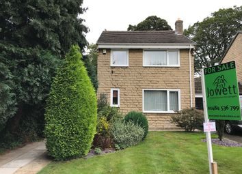 Thumbnail 3 bed link-detached house for sale in Dearne Park, Clayton West, West Yorkshire