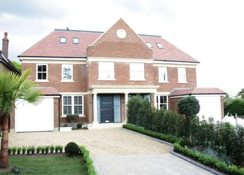Thumbnail 5 bed semi-detached house for sale in Mymms Drive, Brookmans Park