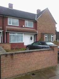 Thumbnail 3 bed terraced house to rent in Tithebarn Road, Hardwick, Stockton On Tees