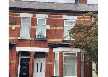 Thumbnail 3 bed terraced house for sale in Parrin Lane, Eccles, Manchester