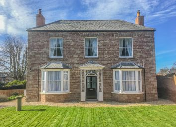 Thumbnail 5 bedroom detached house for sale in Ashfield Crescent, Ross-On-Wye