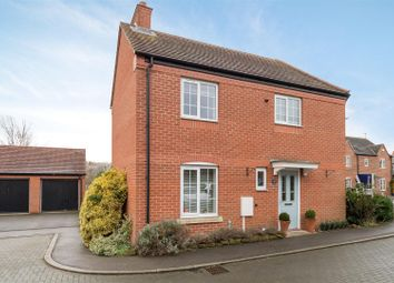 Thumbnail 3 bed semi-detached house for sale in Home Leys Way, Wymeswold, Loughborough
