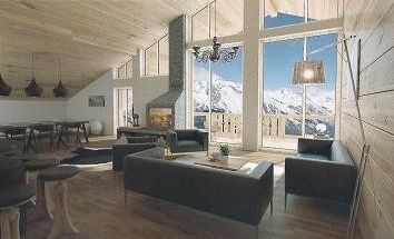Thumbnail 4 bed apartment for sale in Haute-Nendaz, Valais, Switzerland