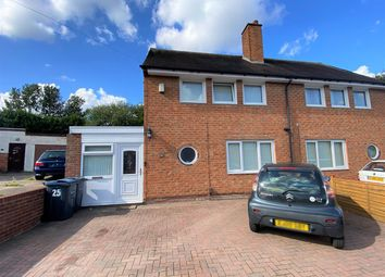 2 bed semi-detached house for sale in Hollywell Road, Sheldon, Birmingham B26