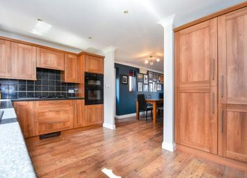Thumbnail 4 bed detached house for sale in Halstead Close, Forest Town, Mansfield, Nottinghamshire