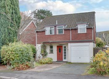 Thumbnail 4 bed detached house for sale in Hanbury Close, Bromsgrove