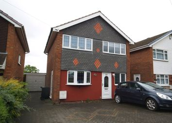 Thumbnail 3 bed detached house for sale in Landrake Road, Kingswinford