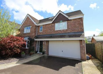 Thumbnail 6 bed detached house for sale in Maple Drive, Monmouth, Monmouthshire