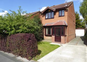 Thumbnail 3 bedroom detached house for sale in Hazelcroft, Eccleshill, Bradford, West Yorkshire