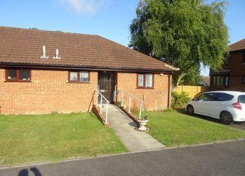 Thumbnail 1 bed bungalow for sale in Coppice Court, Kingsdown Close, Hempstead, Gillingham, Kent.