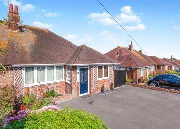 Thumbnail 3 bedroom bungalow for sale in Summerlands Road, Eastbourne, East Sussex, Uk