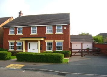 Thumbnail 4 bedroom detached house for sale in Valencia Road, Coombe Fields Binley, Coventry