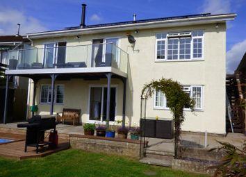 Thumbnail 4 bed detached house for sale in Laurel Park, St. Arvans, Chepstow