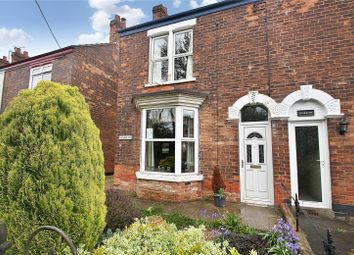 Thumbnail 3 bed semi-detached house for sale in Carr Road, Ulceby, North Lincolnshire