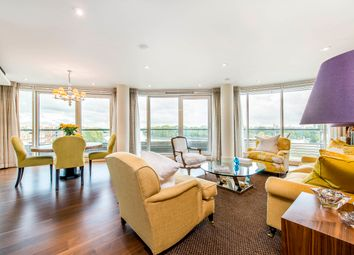 Thumbnail 2 bed flat for sale in Putney Wharf Tower, Brewhouse Lane, London