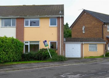 Thumbnail 2 bed semi-detached house for sale in Jones Close, Yatton, Bristol, Somerset