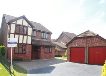 Thumbnail 4 bed property for sale in Chine Close, Locks Heath, Southampton